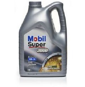 Mobil Super 3000 Engine Oil