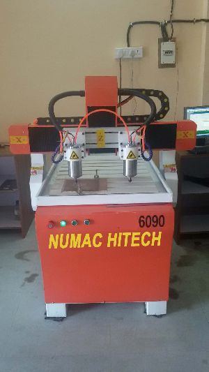 CNC Aluminum Router Machine