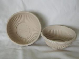 Biodegradable Deep Round Bowl