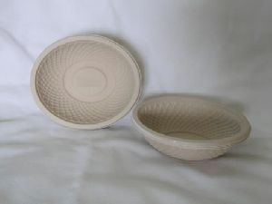 Biodegradable Oval Bowl