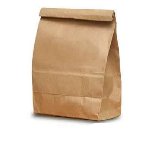 Food Packaging Brown Paper Bag 02