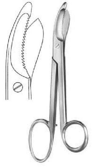 Bruns Plaster Scissor
