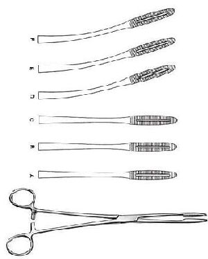 Gross Maier Dressing & Sponge Forcep