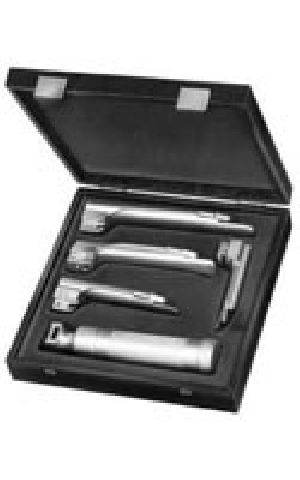 Guedel Negus Laryngoscope Set