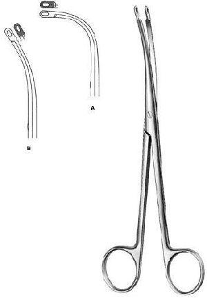 Heiming Kidney Stone Forcep