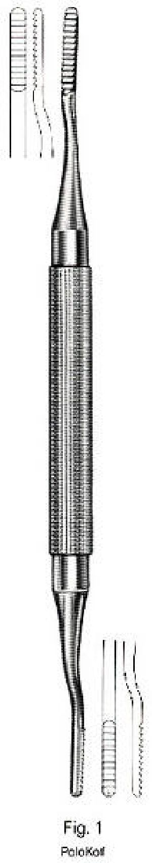 MI-55-101 Dental Bone File