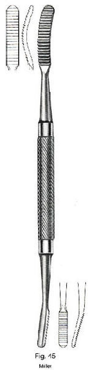MI-55-104 Dental Bone File