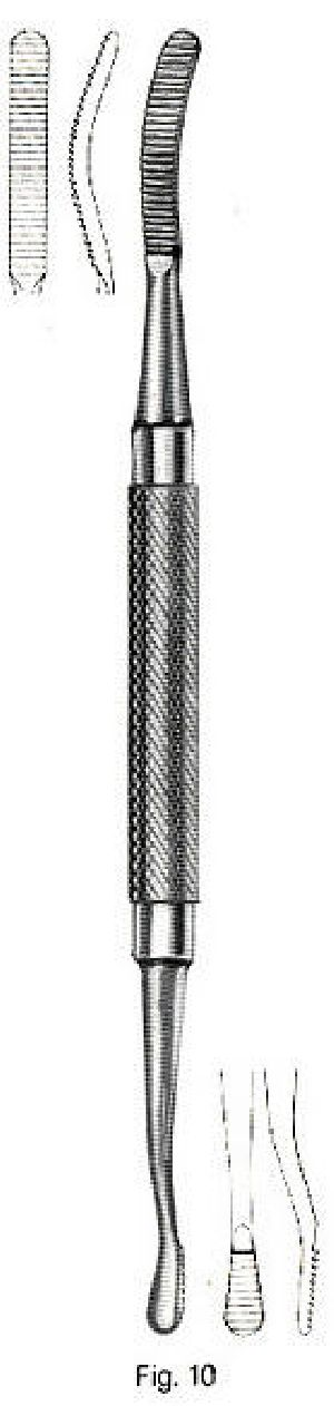 MI-55-105 Dental Bone File