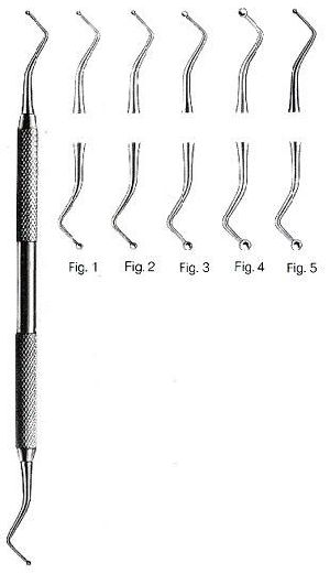 MI-65-119 Dental Filling Instrument