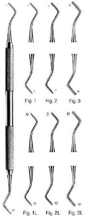 MI-65-125 Dental Filling Instrument