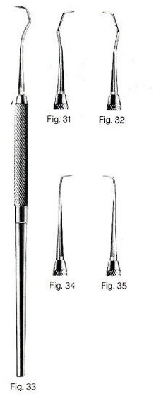 MI-72-117 Dental Scaler