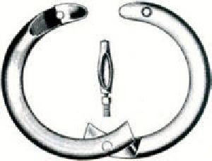MI-91-1202 Veterinary Restraining Instrument