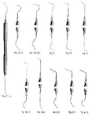Dental Explorers