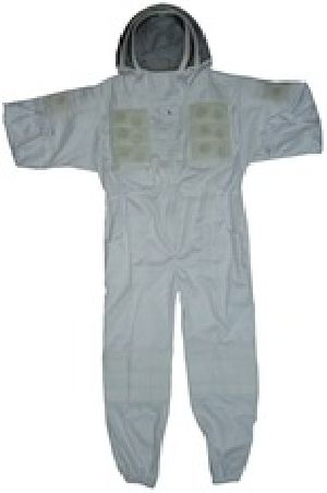 BK2919 Round Hood Ventilated Beekeeping Suit