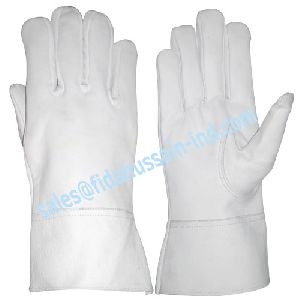 Argon Gloves / Tig Welding Gloves / Premium Goatskin Gloves