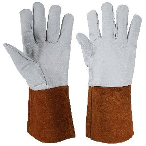 Tig Welding Gloves / Tig Welding Gloves in Premium Goatskin / Tig Welding Gloves in Goat Leather