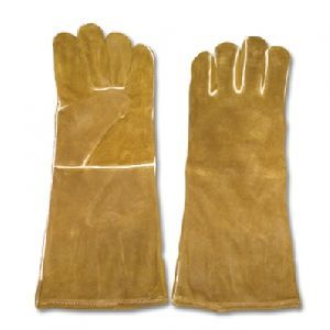 FH606 Leather Welding Gloves
