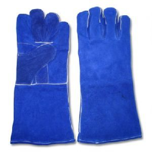 Best Quality Tig Welding Gloves/ Leather Welding Gloves / Tig Welding Gloves in Cowhide Split Leather