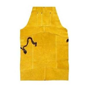 FH813 Leather Safety Apron