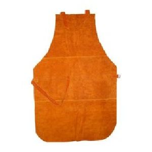 FH807 Leather Safety Apron
