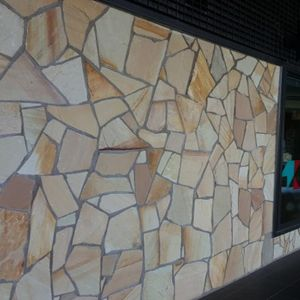 Crazy Wall Claddings