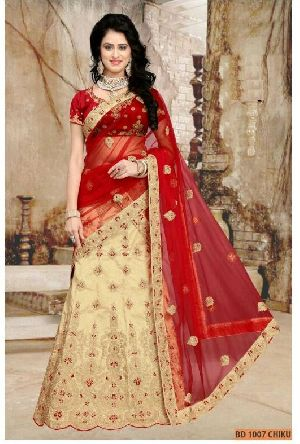 BD 1007  Chiku Collection Bridal Lehenga Choli