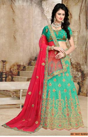 BD 1007 Rama Collection Bridal Lehenga Choli