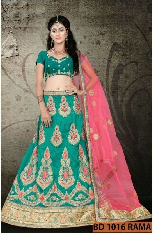 BD 1016 Rama Collection Bridal Lehenga Choli