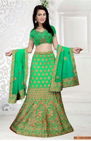 BD 1026 Rama Collection Bridal Lehenga Choli