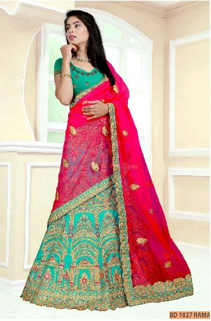 BD 1027 Rama Collection Bridal Lehenga Choli