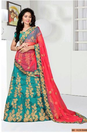 BD 1028 Rama Collection Bridal Lehenga Choli