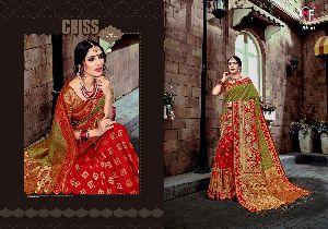 Bhanusia Silk BN- 1 Banglori Silk Saree