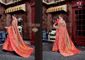 Bhanusia Silk BN- 3 Banglori Silk Saree