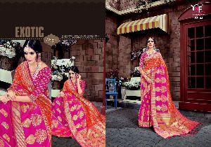 Bhanusia Silk BN- 5 Banglori Silk Saree