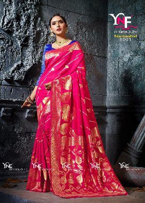 Namashvi 1001 Kanjeevaram Art Silk Saree