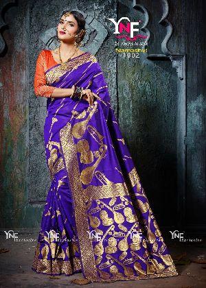 Namashvi 1002 Kanjeevaram Art Silk Saree