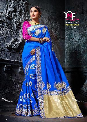 Namashvi 1004 Kanjeevaram Art Silk Saree