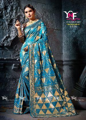 Namashvi 1006 Kanjeevaram Art Silk Saree