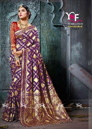 Namashvi 1007 Kanjeevaram Art Silk Saree