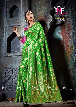 Namashvi 1008 Kanjeevaram Art Silk Saree