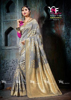 Namashvi 1011 Kanjeevaram Art Silk Saree