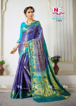 Nandini 1003 Nylon Silk Saree