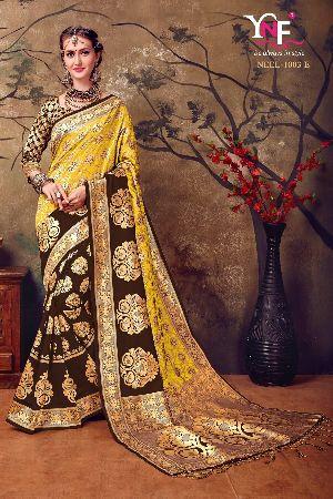 Neelambari 1003 E Kanjeevaram Art Silk Saree