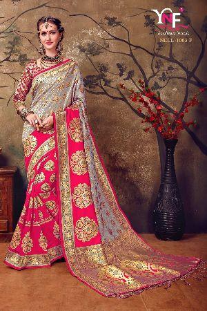 Neelambari 1003 F Kanjeevaram Art Silk Saree