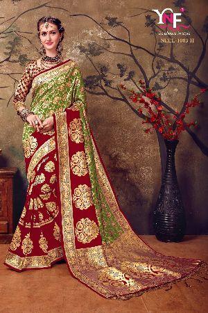Neelambari 1003 H Kanjeevaram Art Silk Saree