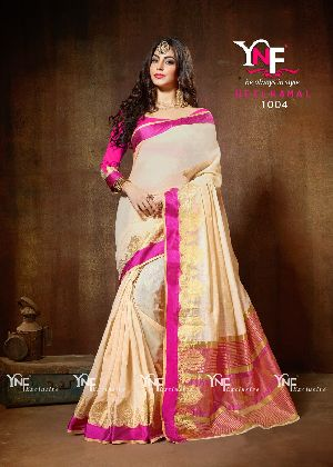 Neelkamal 1004 Cotton Silk Saree