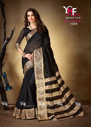 Nilakshi 1008 Cotton Silk Saree