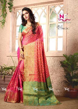 Nirangini 1010 Nylon Silk Saree