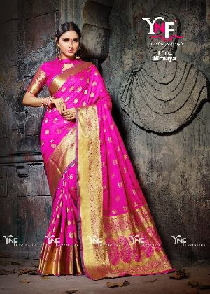 Nirmaya 1004 Cotton Silk Saree