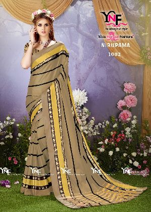 Nirupama 1002 Cotton Silk Saree